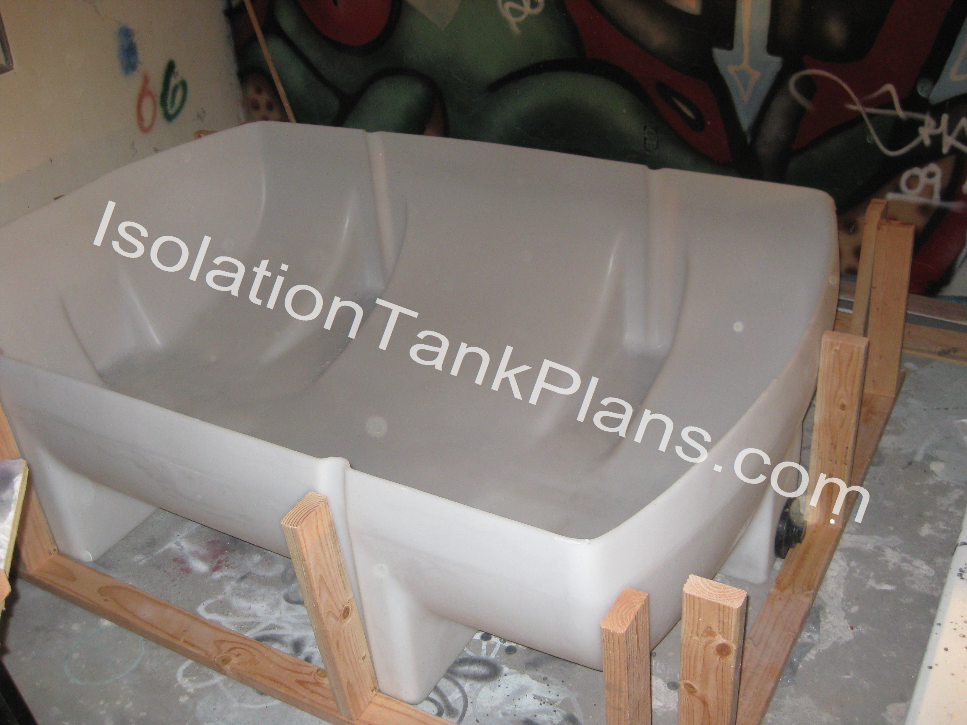 how to build an isolation tank