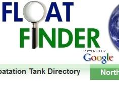 Find a sensory deprivation tank place near you
